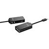 j5create USB 3.0 to VGA/Gigabit Multi-Adapter (JUA370) - Black