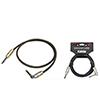 Kirlin Cable 6.1m (20 ft.) Instrument Cable (IP202PR20) - Black