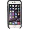 Étui souple ajusté de Modal pour iPhone 6/6s - Noir - Gris