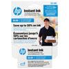 Forfait mensuel de 50 pages Instant Ink de HP