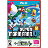Jeux New Super Mario Bros. U et New Super Luigi U (Wii U)