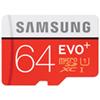 Samsung EVO+ 64GB 80MB/s microSDXC Memory Card
