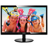 "Philips 24"" 5ms GTG TN LED Monitor (246V5LHAB) - Black"