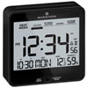 Marathon Atomic Auto-Night Digital Tabletop Clock - Black