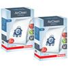 Miele AirClean Vacuum Filters & Bags (3D G/N Valupack)