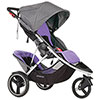 phil&teds Dash Main Seat Liner - Purple