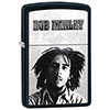 Zippo Bob Marley Windproof Lighter - Black/Chrome