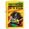 Zippo Bob Marley Guitar Windproof Lighter - Yellow