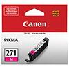 Cartouche d'encre magenta CLI-271 de Canon
