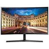 Moniteur incurvé DEL HD 1080p 60 Hz 4 ms de 27 po de Samsung (LC27F396FHNXZA)