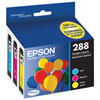 Epson 288 CMY Ink 3-Pack (T288520-S)