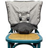 Mint Marshmallow Travel Seat - Grey