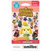 Cartes de série 4 Animal Crossing d'amiibo