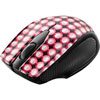 Modal Wireless Optical Mouse - Pink Geo