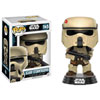 Figurine à tête branlante Stormtrooper de Scarif Star Wars: Rogue One Pop! de Funko