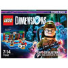 Ensemble histoire LEGO Dimensions - S.O.S. fantômes