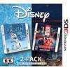 Disney - Paquet de 2 (3DS) - Anglais
