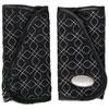 JJ Cole Reversible Car Seat Belt Strap Cover - Black