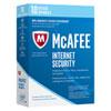 McAfee Internet Security 2017 (PC/Mac/Android/iOS) - 10 appareils - 1 an