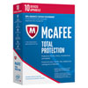 McAfee Total Protection 2017 (PC/Mac/Android/iOS) - 10 appareils - 1 an