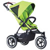 phil&teds Sport Inline Double Stroller - Apple Green