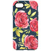 OtterBox Symmetry iPhone 7 Fitted Hard Shell Case - Floral/Blue