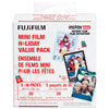Fujifilm Instax Mini Holiday Film Bundle - 30 Pack