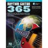 Recueil de partitions Rhythm Guitar 365 de Hal Leonard