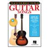 Hal Leonard Teach Yourself to Play Guitar Songs Music Book - Fingerpicking Classics