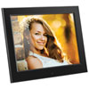 "Aluratek 8"" Slim Digital Photo Frame (ASDPF08F) - Black"