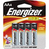 "Energizer ""AA"" 1.5V 4-Pack Batteries"