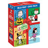 Peanuts Deluxe Holiday Collection (Blu-ray) (2008)