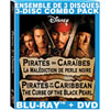 Pirates of the Caribbean: The Curse of the Black Pearl (Bilingue) (Combo de Blu-ray) (2003)