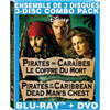 Pirates of the Caribbean: Dead Man's Chest (Bilingual) (Blu-ray Combo) (2006)