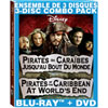 Pirates of the Caribbean: At World's End (Bilingue) (Combo de Blu-ray) (2007)