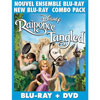 Tangled (Bilingue) (2010) (Blu-ray / DVD)