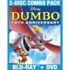 Dumbo (Édition Anniversaire) (Combo Blu-ray) (1941)