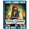 Pirates of the Caribbean: On Stranger Tides (combo Blu-ray) (2011)