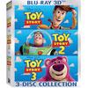 Toy Story 3D Trilogy (Blu-ray) (2011)