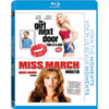 Girl Next Door, The / Miss March (Blu-ray)