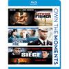 Denzel Washington (3 films) (Blu-ray)