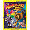 Madagascar 3: Europe Most Wanted (Combo Blu-ray) (2012)