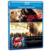 Alexander Revisited/ Troy/ 300 (Blu-ray)