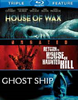 House of Wax/ Return to House on Haunted Hill/ Ghost Ship (Blu-ray)