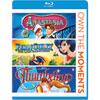 Anastasia/ Thumbelina/ Ferngully (Blu-ray)