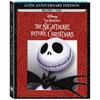 Tim Burtons Nightmare Before Christmas (20th Anniversary Edition) (Blu-ray Combo)