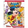 Mickey Mouse Clubhouse: Super Adventure (Bilingual) (With Card Set)