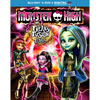 Monster High: Freaky Fusion (Blu-ray Combo)