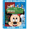 Mickey's Once Upon A Christmas/ Mickey's Twice Upon A Christmas (Blu-ray) (2014)