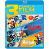 Rio / Robots / Horton Hears a Who Triple Feature (Blu-ray) (2014)